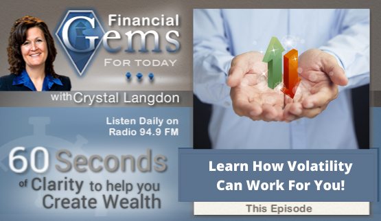 Learn How Volatility Can Work For You!